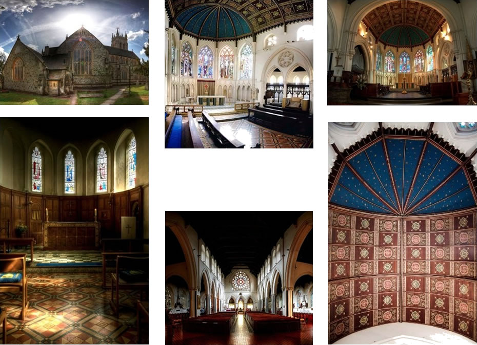 St George's Church Interior