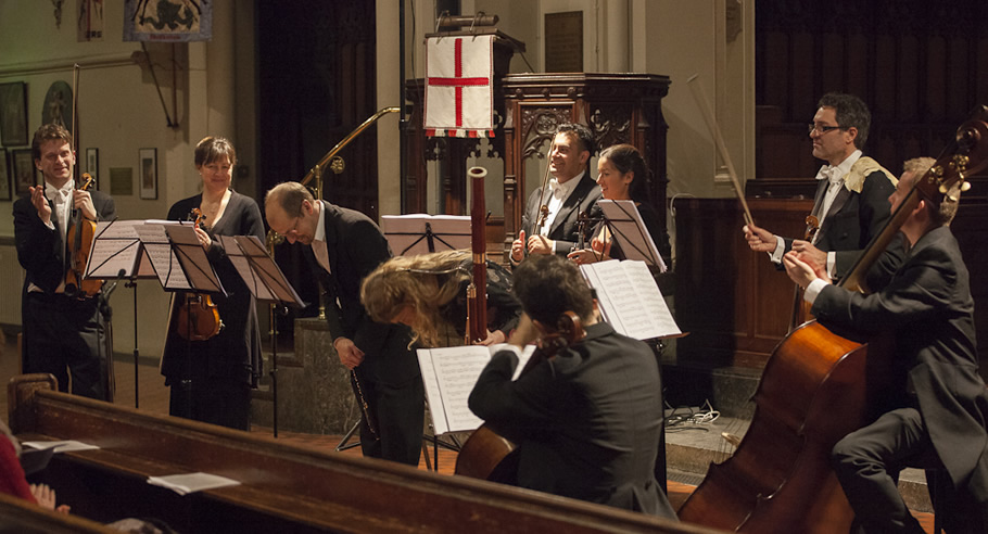 St George's Chamber Orchestra